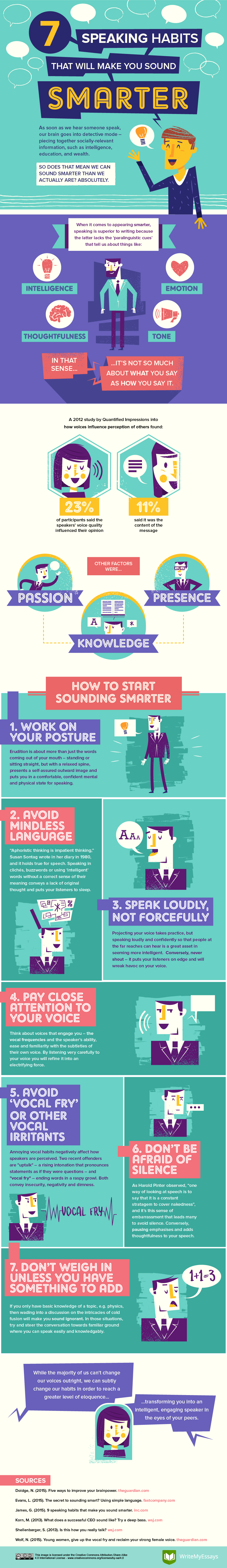 7 Speaking Habits That Will Make You Sound Smarter